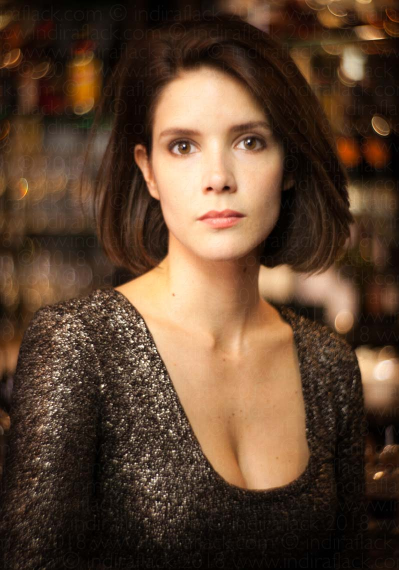Sonya Cassidy portrait taken for The Resident by Indira Flack Photography