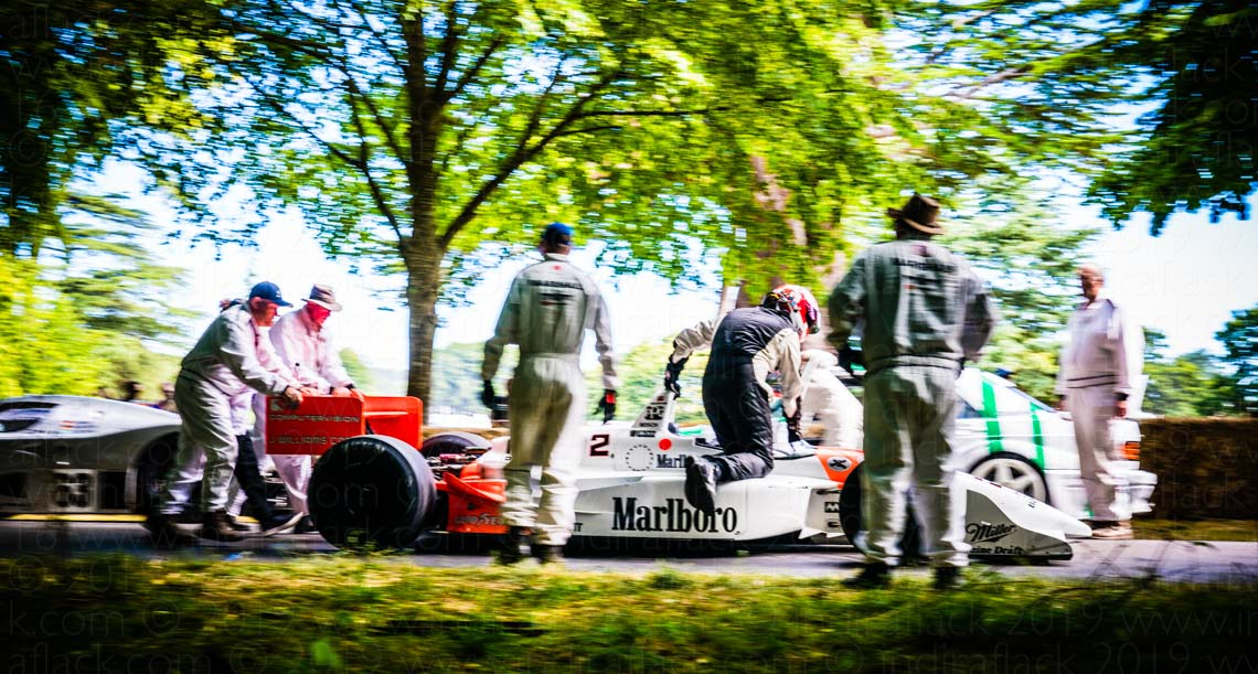 Penske-Mercedes PC22 Goodwood Festival of Speed captured by Indira Flack Photography